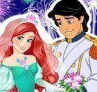 Ariel noiva vestir