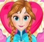 Anna Frozen parto cesariana