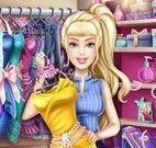 Closet da Barbie