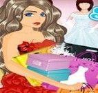 Fazer compras com a Noiva para o casamento