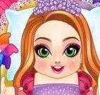 Cuidar da Ever After High bebê
