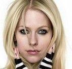 Avril Lavigne jogo da memória