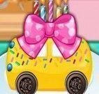 Fazer e decorar bolo de carro