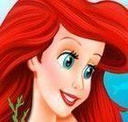 Tratamento facial da Ariel