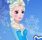 Elsa Frozen porção mágica