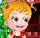 Festa de Natal da bebê