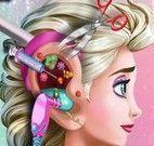 Cuidados com ouvido da Elsa