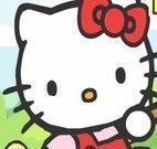 Hello Kitty e as abelhas