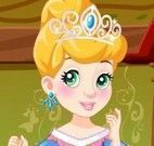 Vestir roupas princesas da Disney