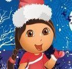 Dora roupas natalinas