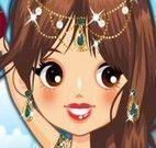 Vestir princesa indiana