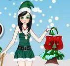 Vestir modelo de Natal