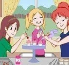 Encontrar erros das meninas fazendo cupcakes