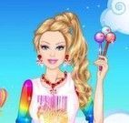 Barbie princesa do pirulito roupas