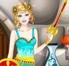Roupas da gprincesa Barbie guerreira