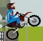 Aventuras de moto na industria