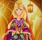 Vestir Barbie princesa