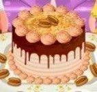 Receita de bolo com castanha