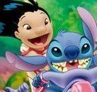 Lilo e Stitch jogos dos erros
