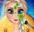 Elsa limpeza de pele e maquiagem