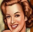 Marilyn Monroe maquiagem