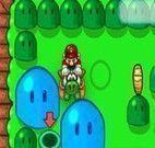 Mario no obstáculo