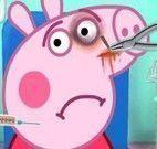 Peppa Pig na ambulância
