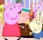 Peppa Pig decorar quarto