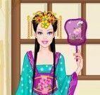 Barbie chinesa moda