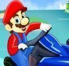 Super Mario corrida de jet ski