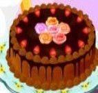 Fazer bolo de chocolate