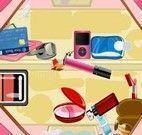 Limpar bolsa de maquiagem