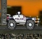 Dirigir carro da polícia