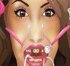 Violetta cuidar dos dentes