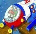 Pilotar nave espacial com Mario