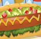 Decorar hot dog