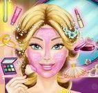 Barbie limpeza de pele