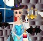 Decorar halloween da Elsa
