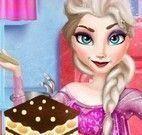 Elsa Frozen receita de tiramisu
