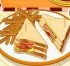 Preparar sanduíche natural