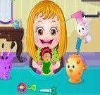 Brincar com o bebê