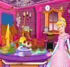 Limpar cozinha com Cinderela
