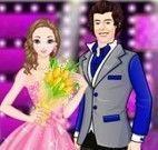 Casal noite de gala