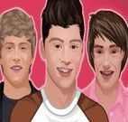 Vestir celebridades One Direction