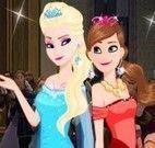 Elsa Frozen roupas para festa