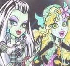 Letras das Monster High