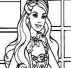 Pintar desenhos da Barbie