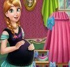 Anna decorar quarto da bebê