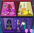 Decorar casa das Monster High