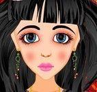Penteados modelo Barbie